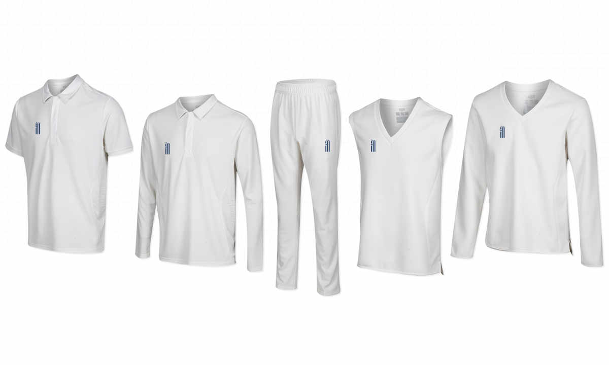 The Edge Cricket Whites